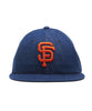 TODD SNYDER + NEW ERA MLB SAN FRANCISCO GIANTS CAP IN CONE DENIM Alternate Image