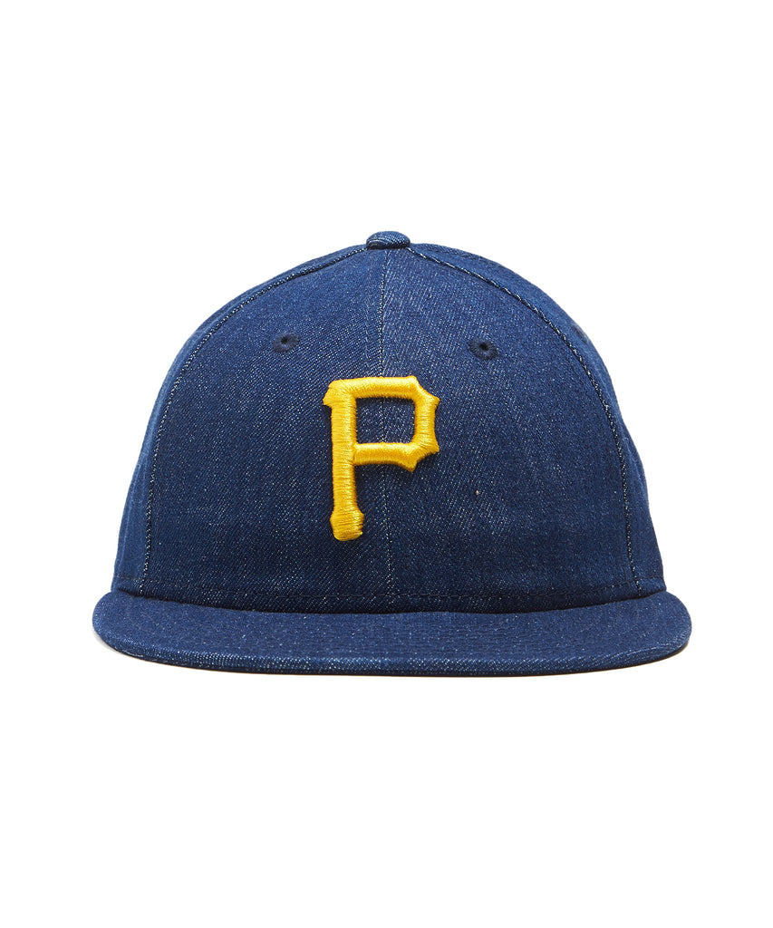 todd snyder + new era mlb pittsburgh pirates cap in cone denim c17bb4f8527c