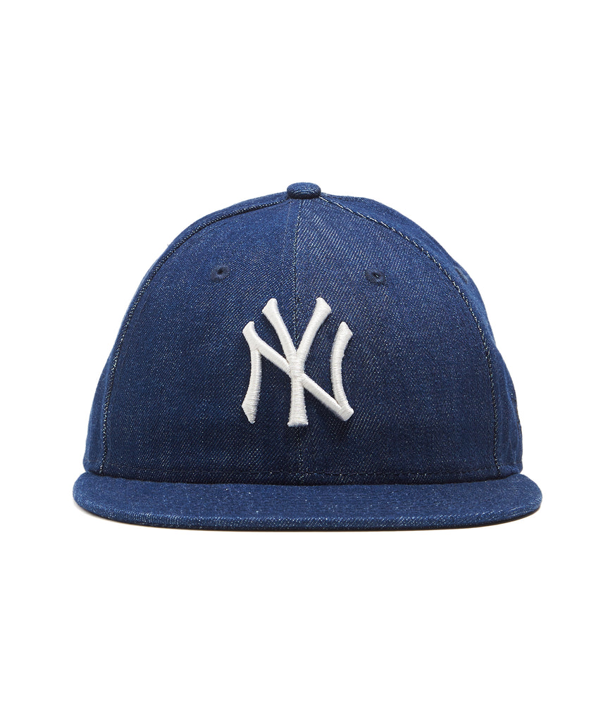 f5f699ffdb3 TODD SNYDER + NEW ERA MLB NEW YORK YANKEES CAP IN CONE DENIM