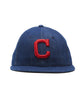 TODD SNYDER + NEW ERA MLB CLEVELAND INDIANS CAP IN CONE DENIM Alternate Image