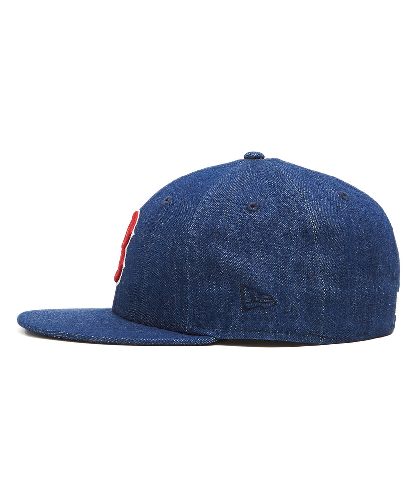premium selection b0af6 ba3c7 ... order todd snyder new era mlb boston red sox cap in cone denim 57b02  e36ce