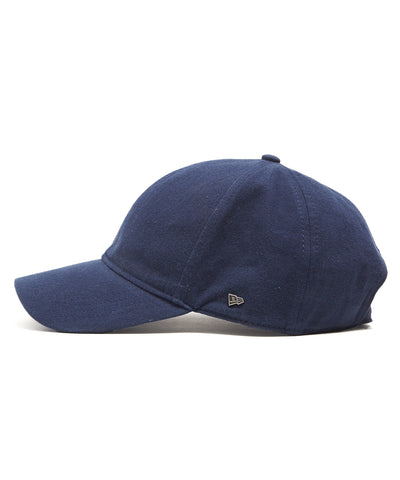 c3bdef20629 Todd Snyder + New Era Dad Hat In Navy Selvedge Chino