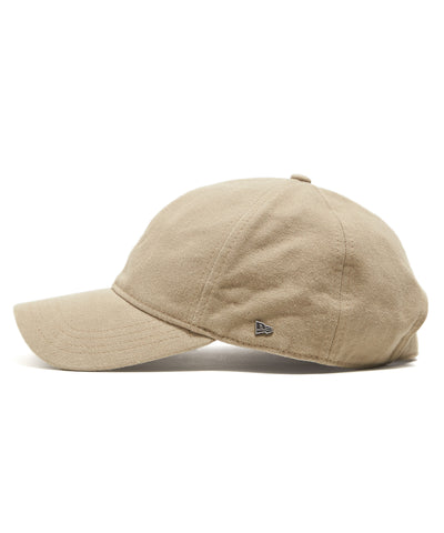Todd Snyder + New Era Dad Hat In Khaki Selvedge Chino