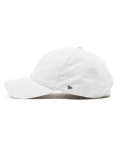 Todd Snyder + New Era Dad Hat in White Selvedge Chino