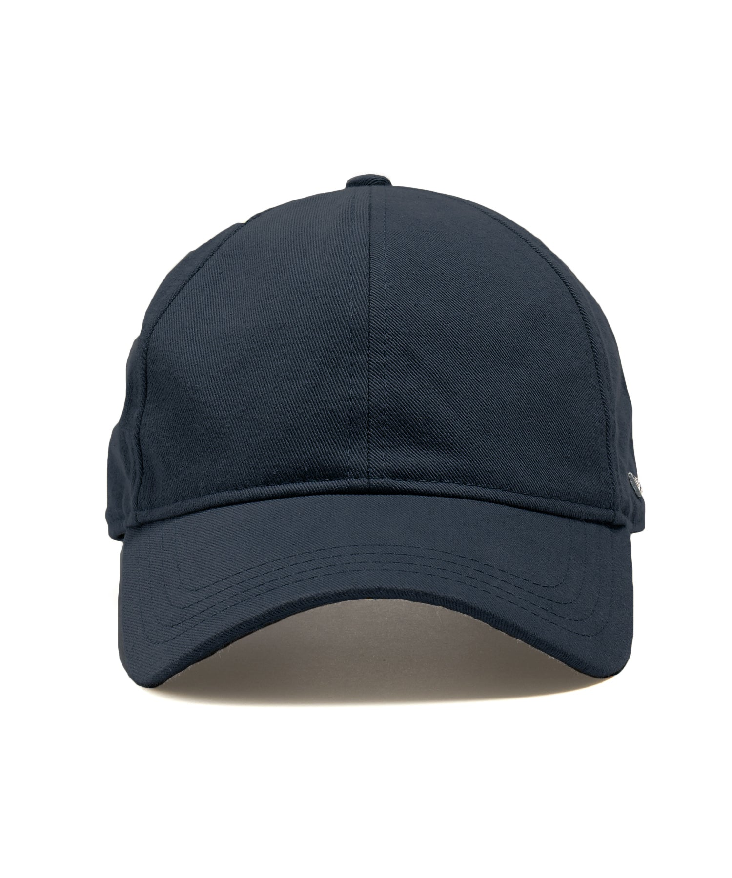 Todd Snyder + New Era Selvedge Chino Dad Hat in Navy