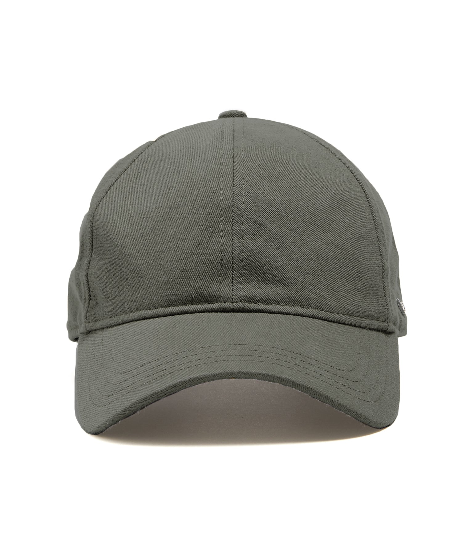 Todd Snyder + New Era Selvedge Chino Dad Hat in Peat