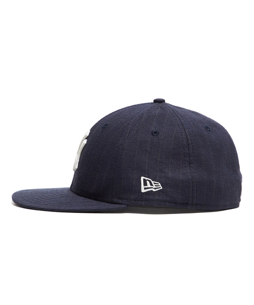 Todd Snyder + New Era New York Yankees Cap In Navy Pinstripe