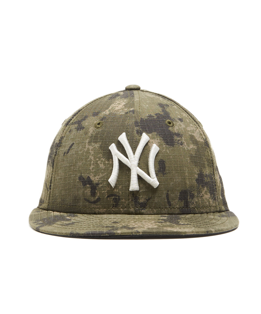 Todd Snyder + New Era New York Yankees Cap In Camo Ripstop 4f28b98c852