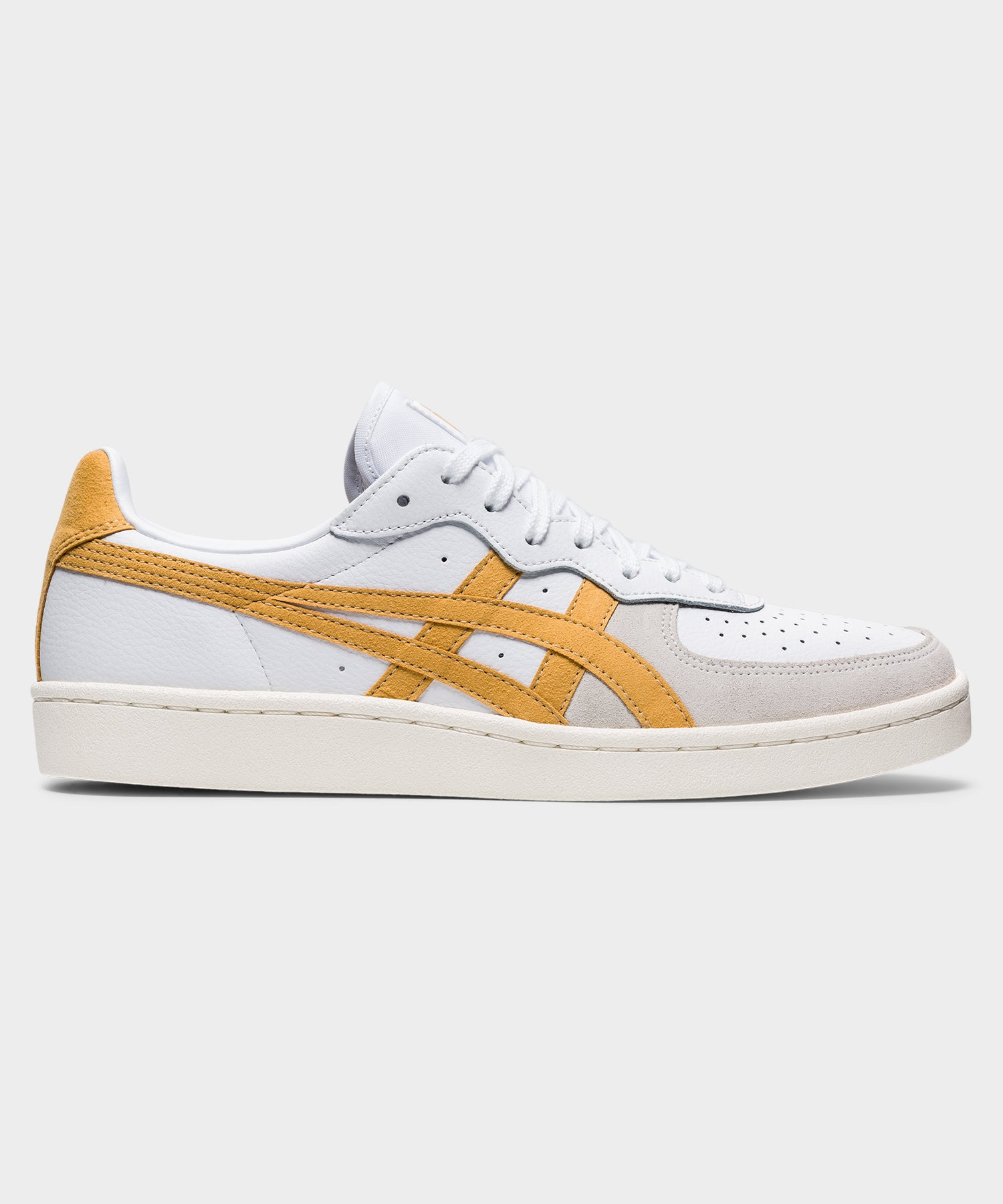 Onitsuka Tiger GSM in White/Yellow