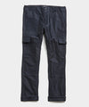Made in New York Japanese Cotton Camp Cargo in Navy