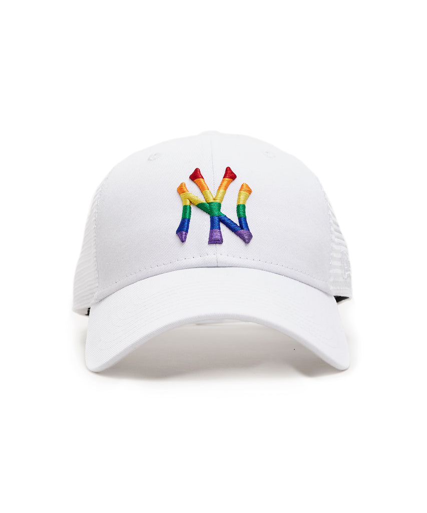 New Era + Todd Snyder Pride New York Yankees 9FIFTY Hat in White