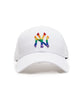 New Era + Todd Snyder Pride New York Yankees 9FIFTY Hat in White Alternate Image