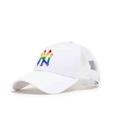 d2bbda691 New Era + Todd Snyder Pride New York Yankees 9FIFTY Hat in White