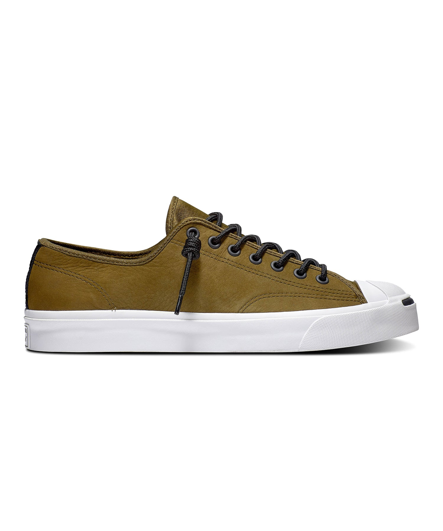 Jack Purcell Nubuck Low Top in Olive