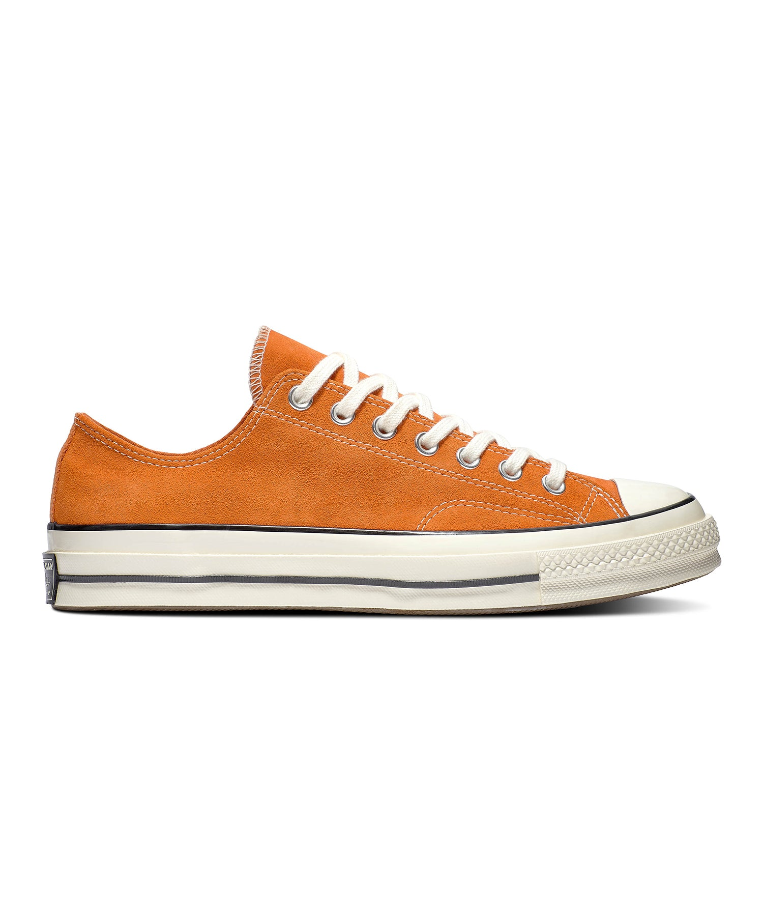 Converse Suede Chuck 70 Ox in Campfire Orange