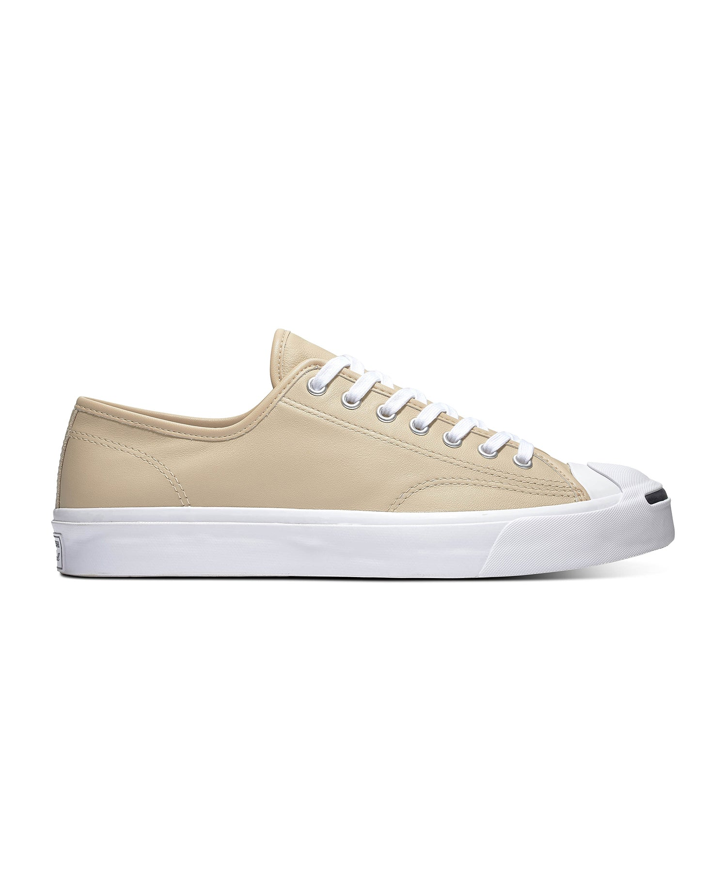 Converse Leather Jack Purcell in Desert