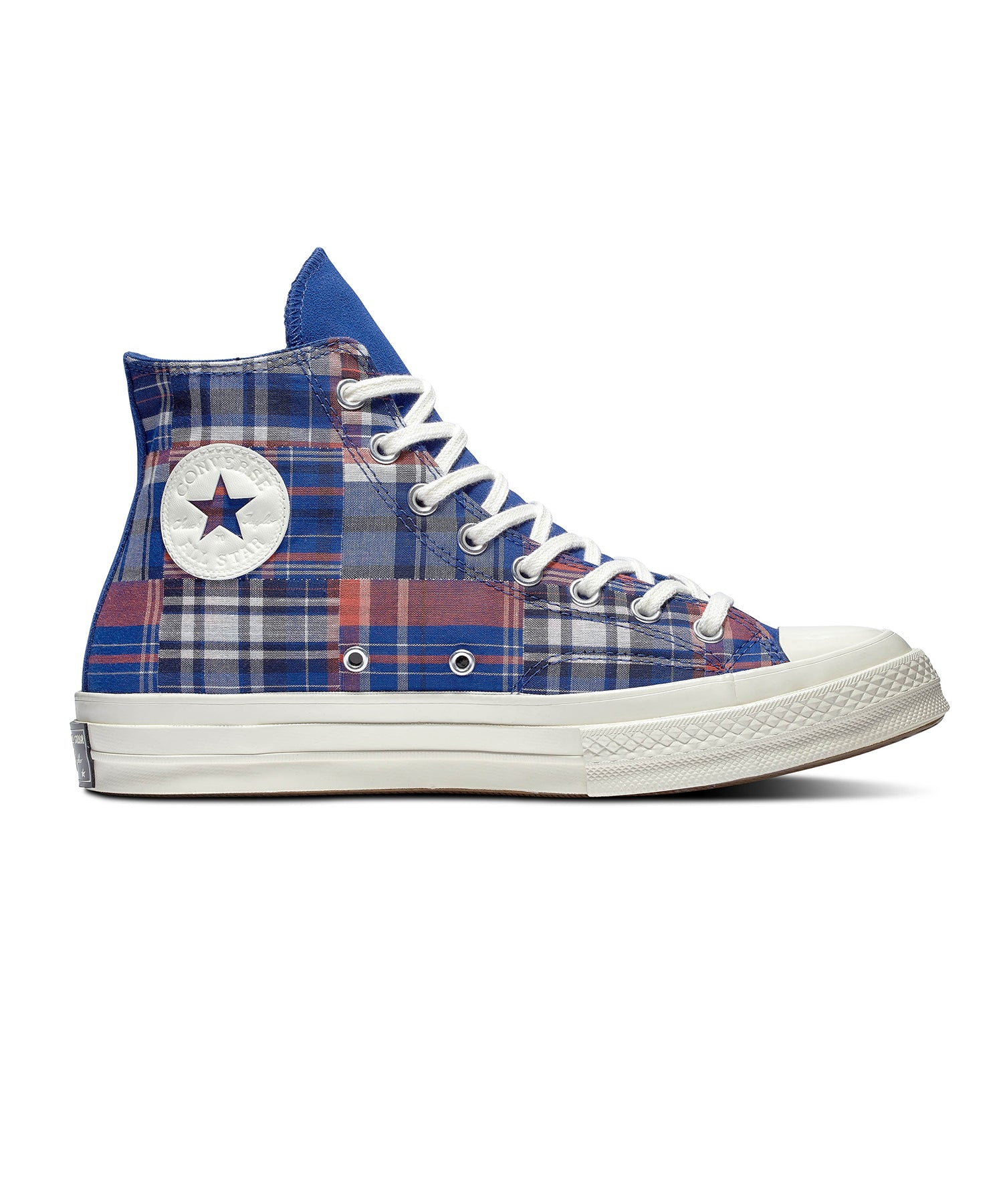 Converse Twisted Prep Chuck 70 High in Rush Blue