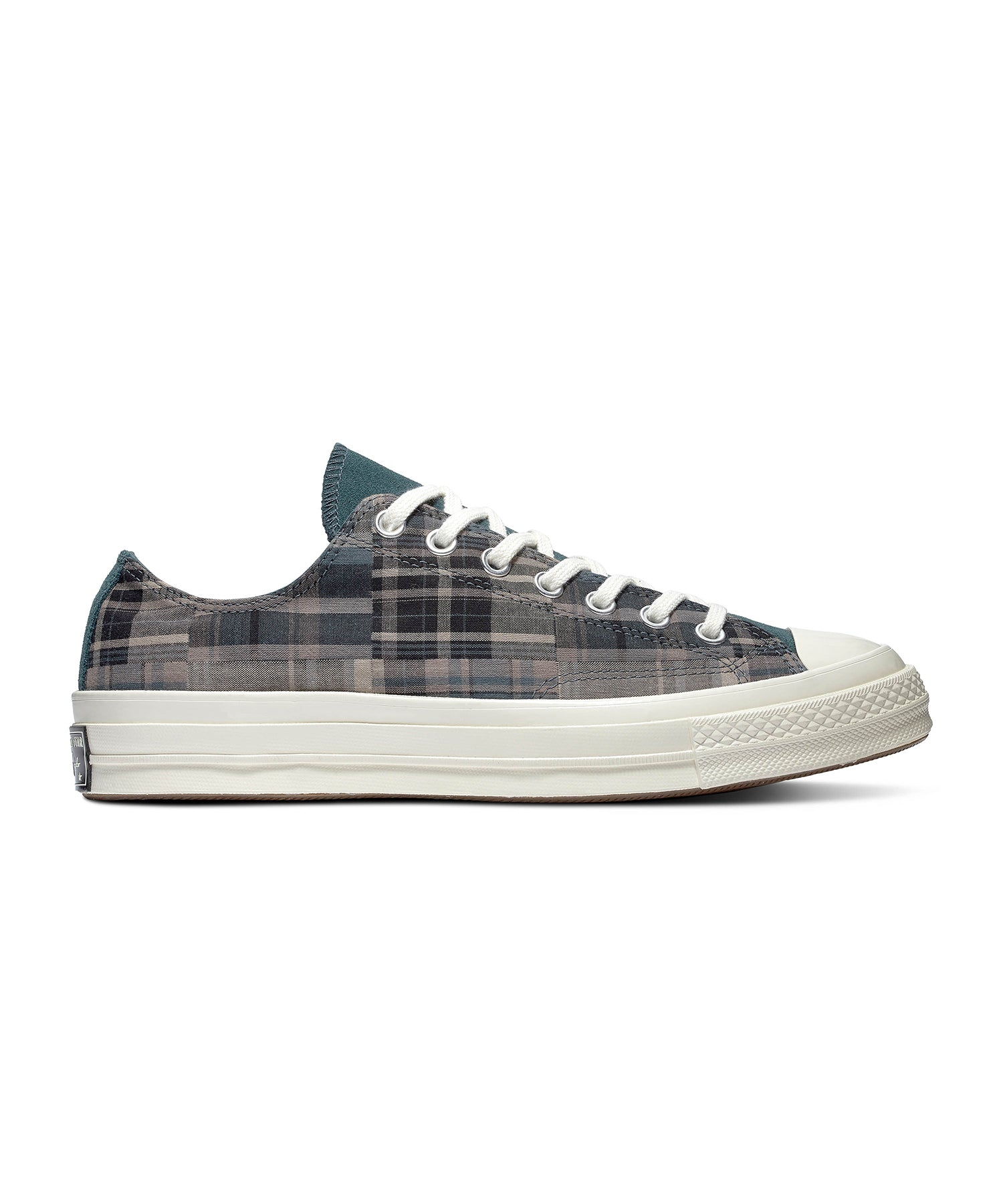 Converse Twisted Prep Chuck 70 in Woven Ox