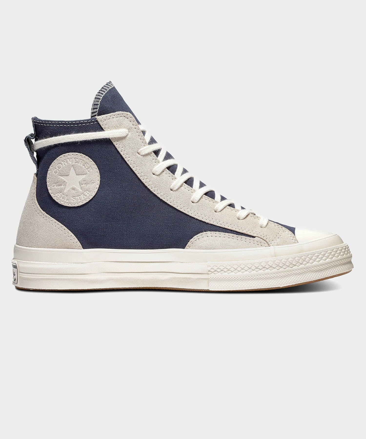 Converse Final Club Chuck 70 in Suede Obsidia