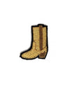 Macon & Lesquoy Gold Boot Pin