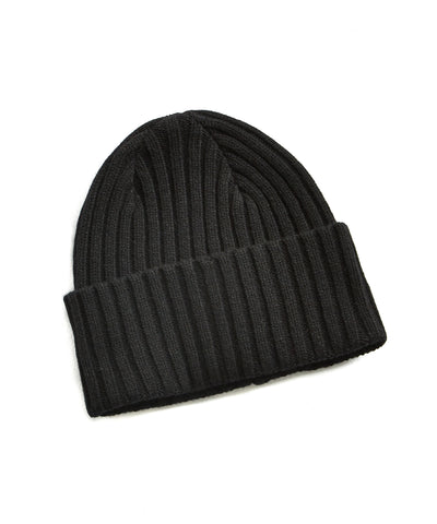 09928a7f7dc Drake s Brushed Merino Wool Hat Black WAS  75 NOW  49