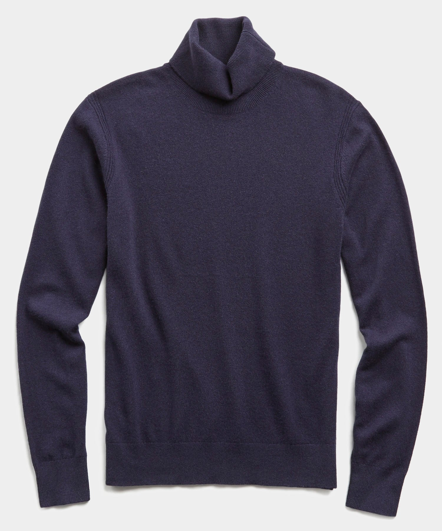 Cashmere Turtleneck in Navy