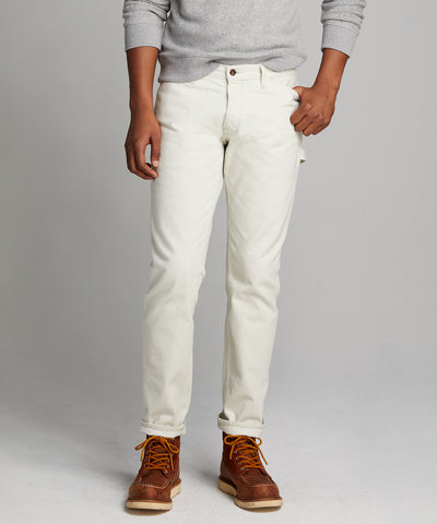 Carpenter Pant in Birch