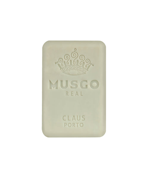 MUSGO REAL MEN'S BODY SOAP CLASSIC SCENT 5,6 oz.