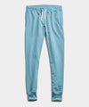 Midweight Slim Jogger Sweatpant in Blue Mist