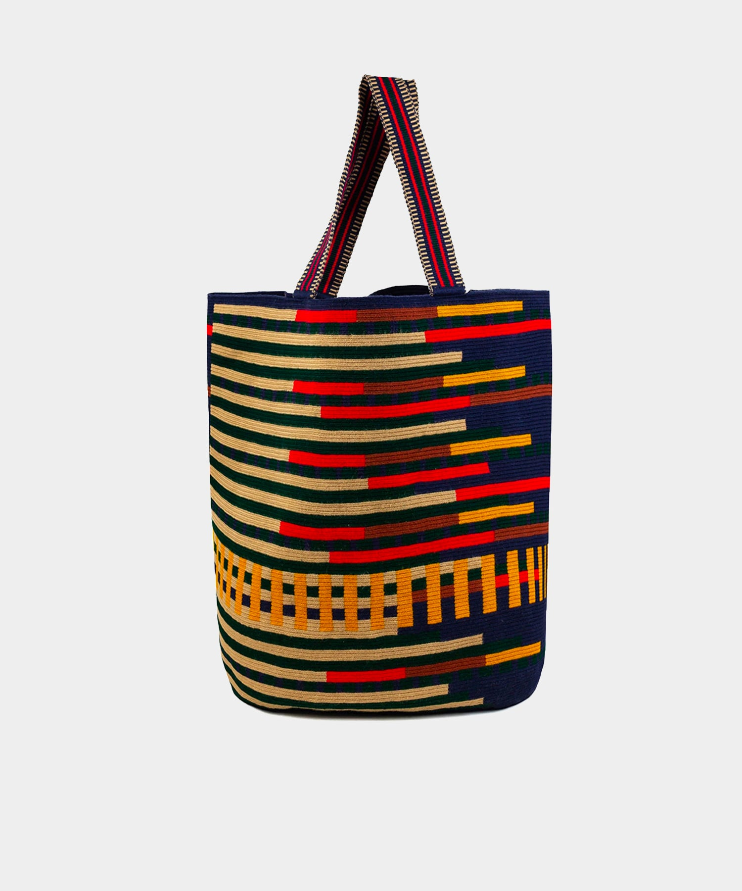 Guanábana Handmade Liam Bag in Multi Color