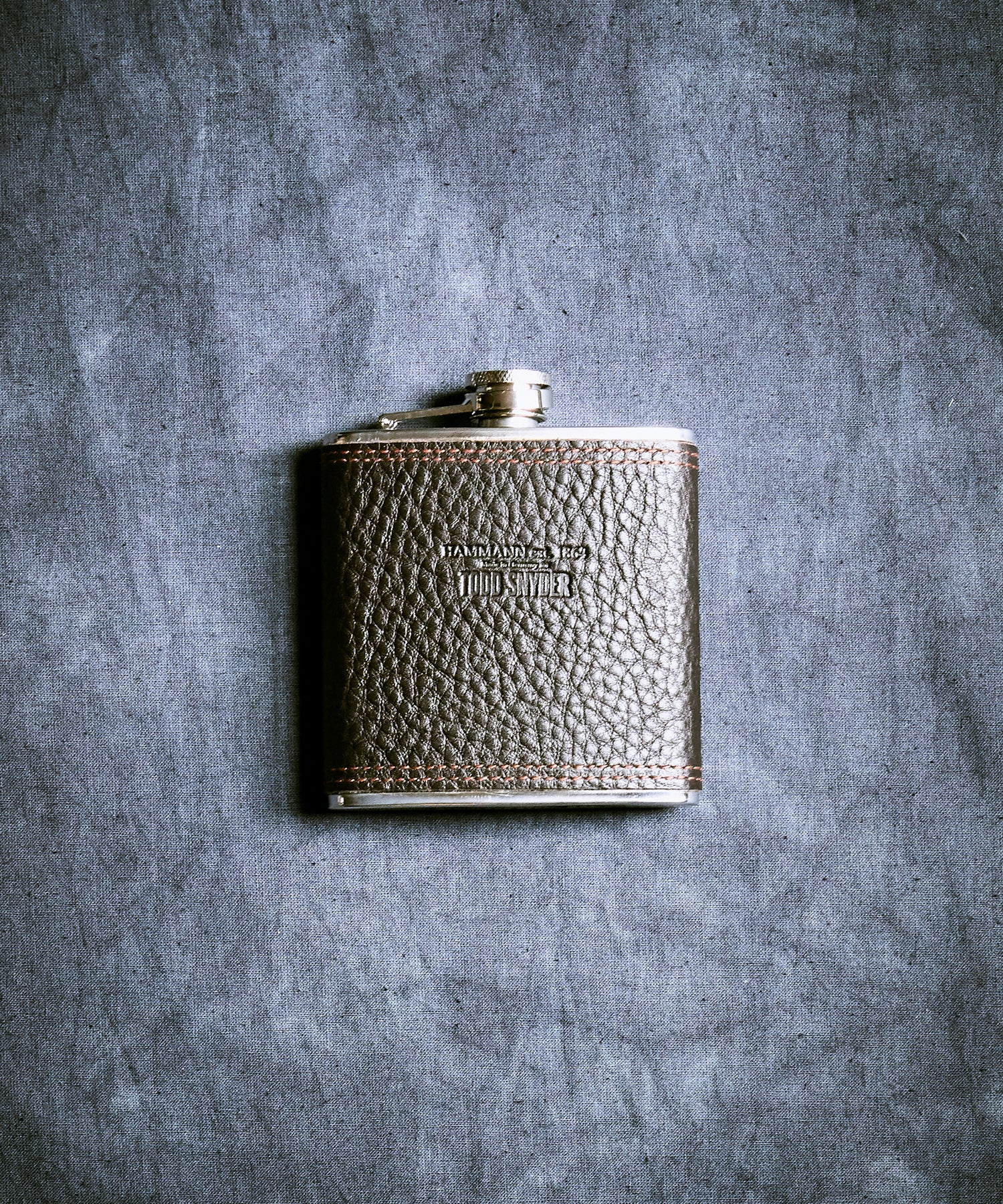 F. Hammann for Todd Snyder 6oz Flask