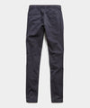 Slim Fit Tab Front Stretch Chino in Navy