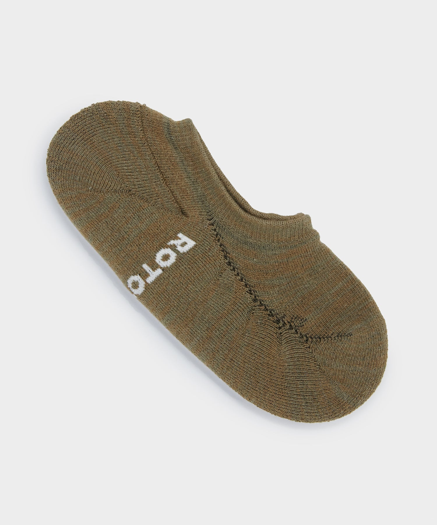 RoToTo Pile Foot Cover in Washed Olive