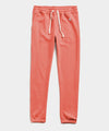 Lightweight Classic Sweatpant in Orange Russet