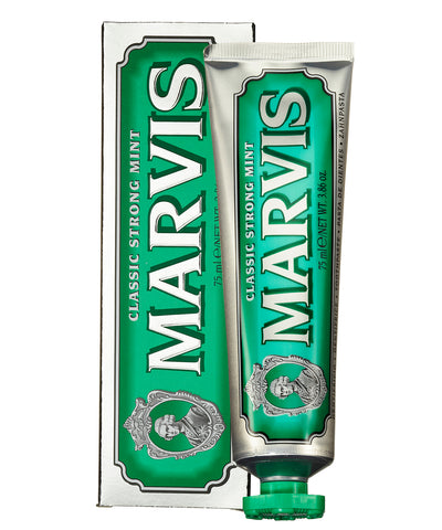 Marvis Classic Strong Mint Toothpaste - 75 ml
