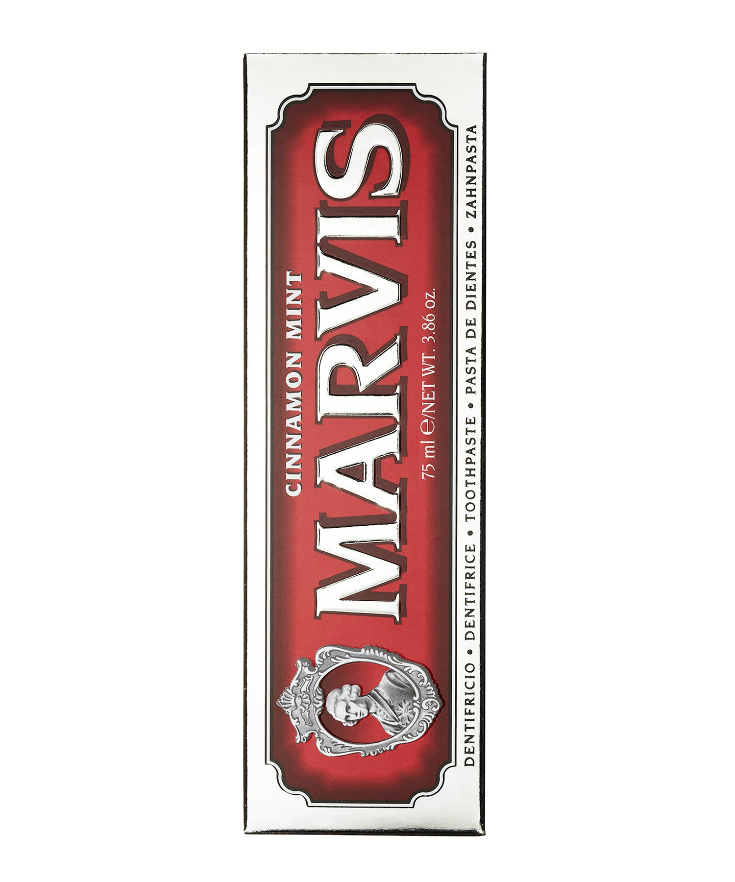 Marvis Cinnamint Toothpaste - 75 ml
