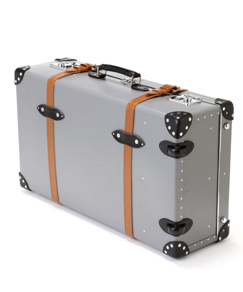 "Globe-Trotter X Todd Snyder 30"" Suitcase in Grey"