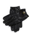 Dents Silverstone Touchscreen Driving Gloves in Black