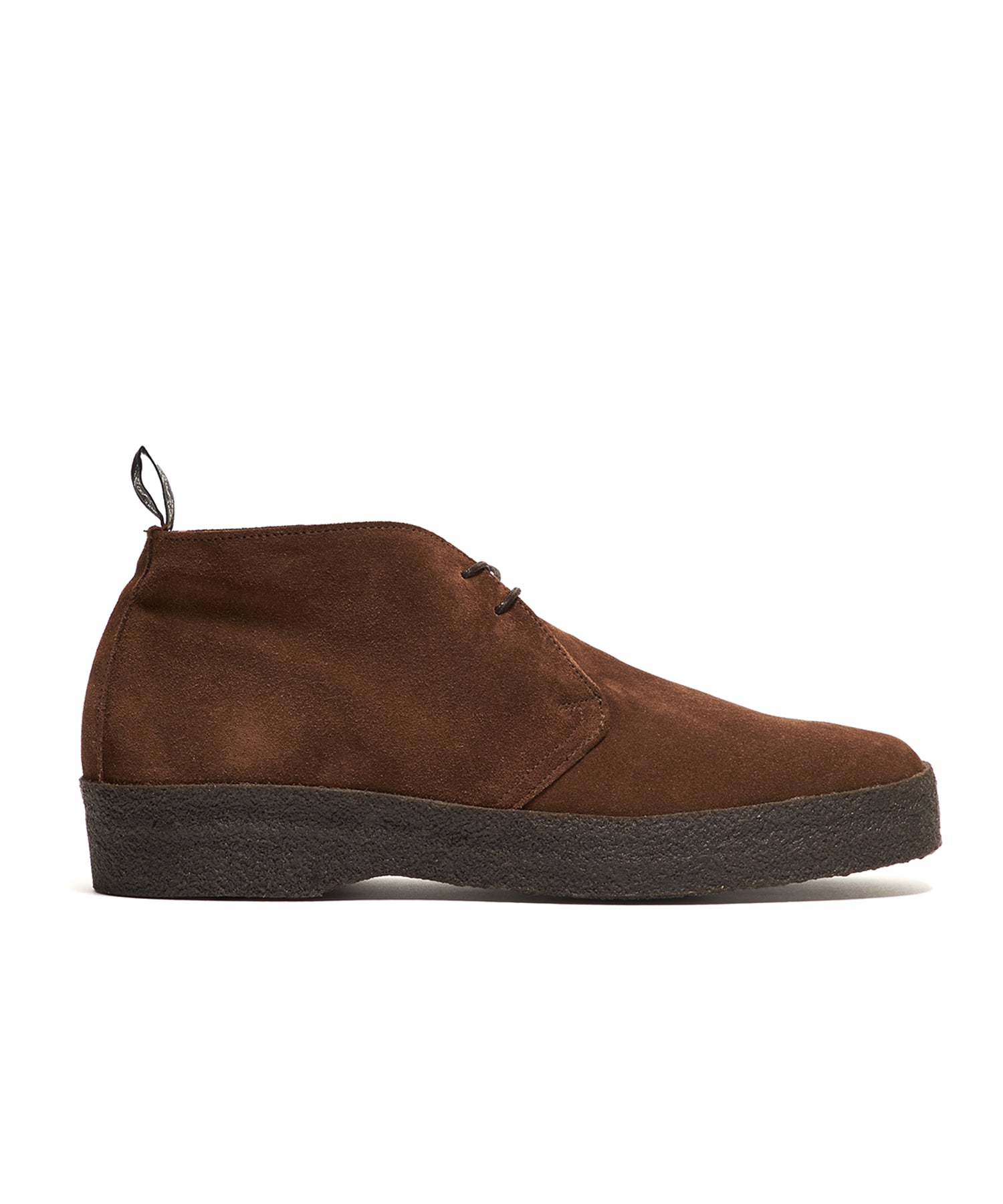 Sanders Chukka Boot in Snuff Suede