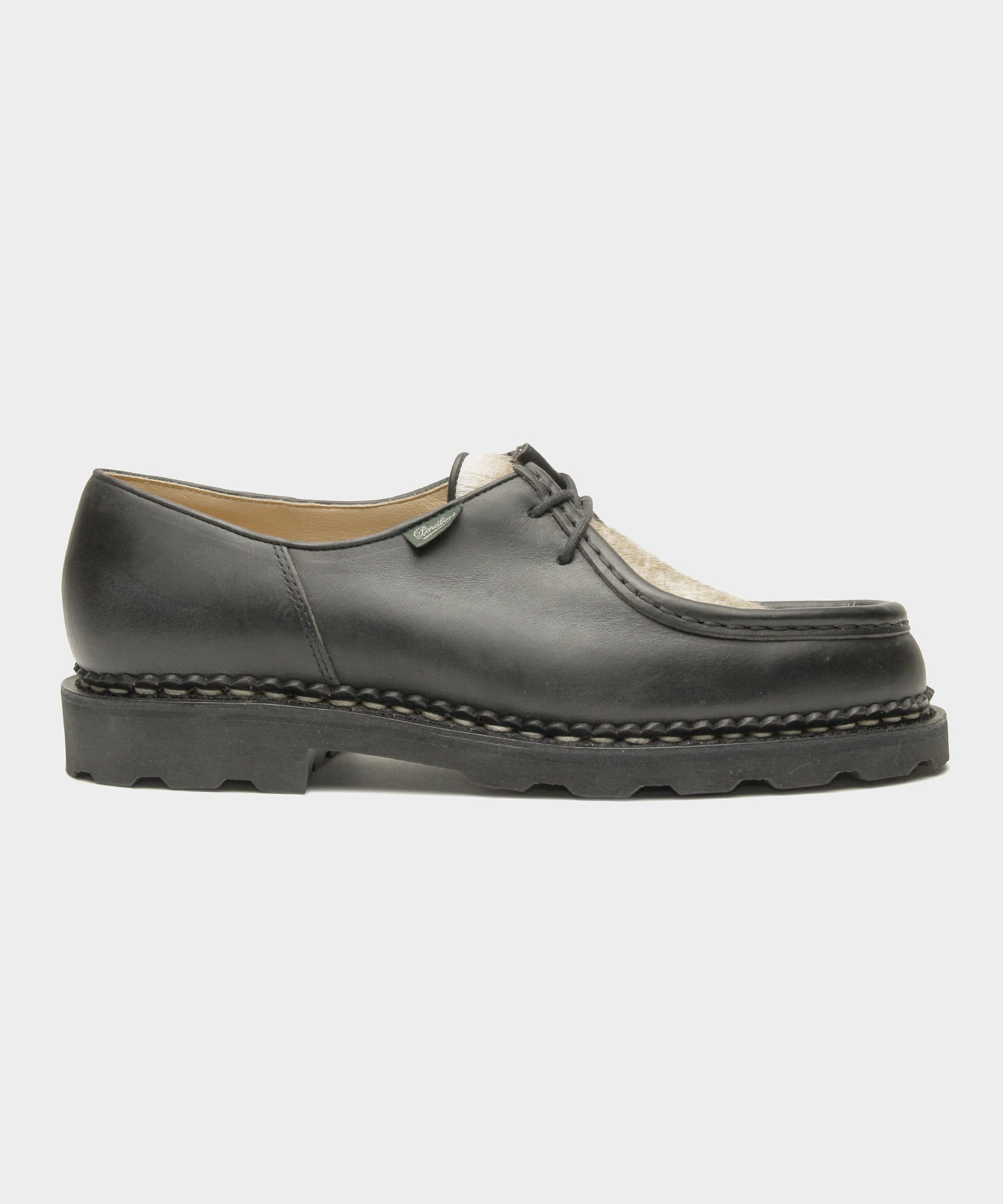 Paraboot Michael Muchete Shoe in Black