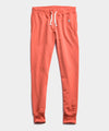 Lightweight Slim Jogger Sweatpant in Orange Russet