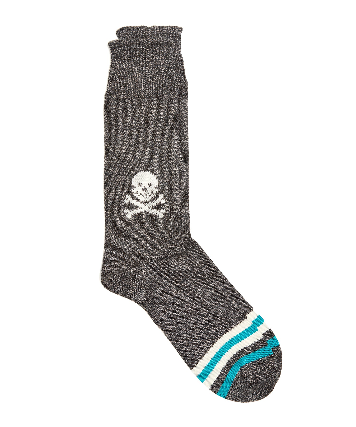 Corgi Skulls Heavy Weight Cotton Sock