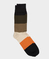 Corgi Thick Stripe Sock