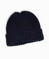 Corgi Wool Cashmere Hat in Dark Navy
