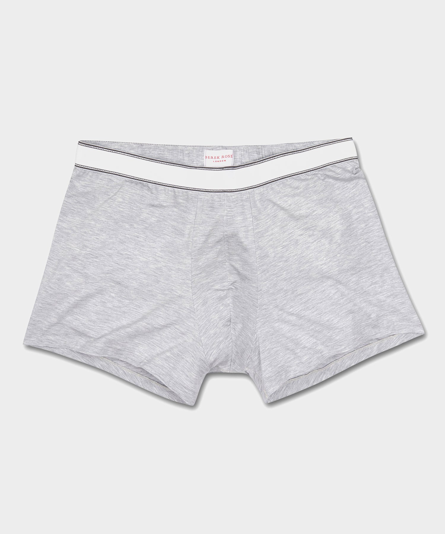 Derek Rose Ethan Silver Men's Boxer Briefs
