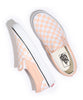 Vans Classic Checkerboard Slip-On In Bleached Apricot Alternate Image