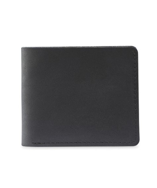 Red Wing Leather Classic Bifold in Black