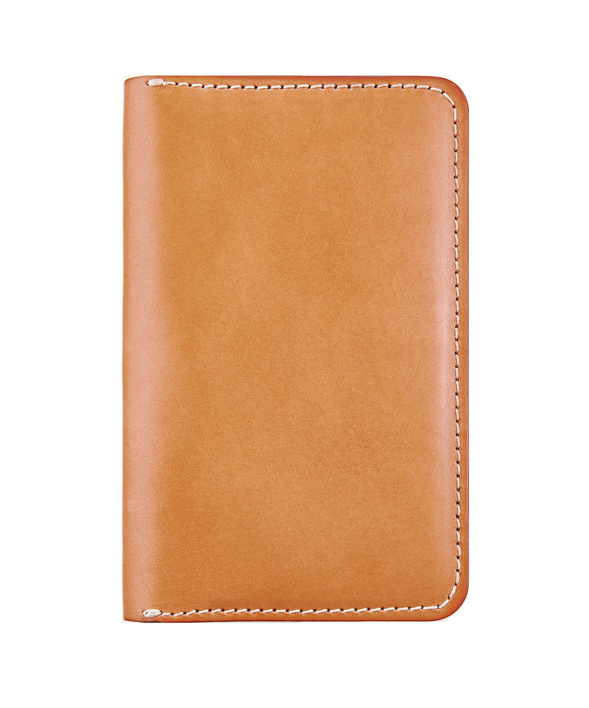 Red Wing Leather Passport Wallet in London Tan