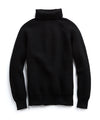 Inis Meain Boatbuilder Turtleneck in Black