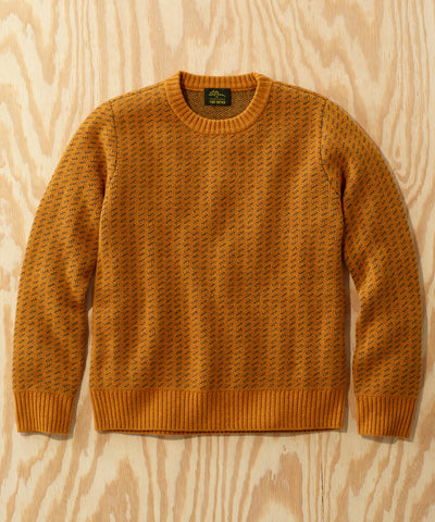 L.L.Bean x Todd Snyder Pullover Sweater in Sand